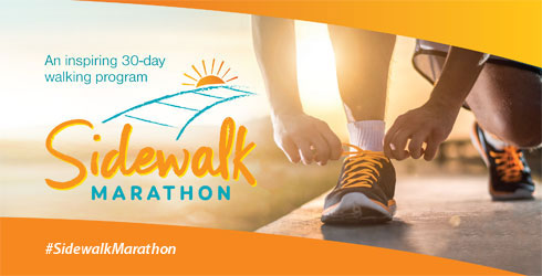 Mayor Sanders Invites Bellevue Residents to Participate in Sidewalk Marathon Walking Challenge