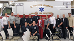 Bellevue Fire Department Receives Donation of Paramedic Bags from Nebraska Medicine-Bellevue