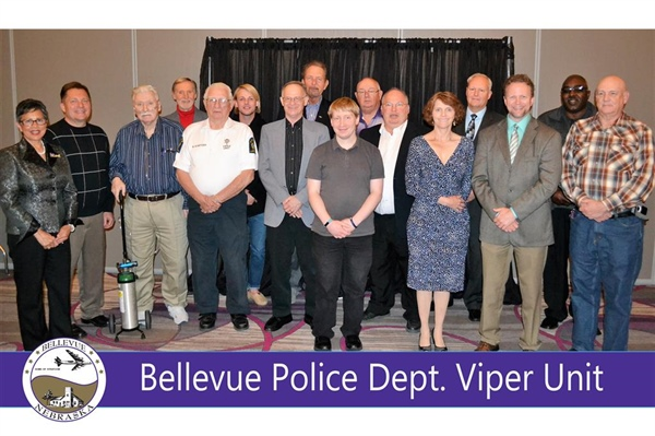 City of Bellevue Hosts Annual Volunteer Appreciation Dinner