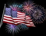 City Offices Closed for 4th of July Holiday/Fireworks Discharge