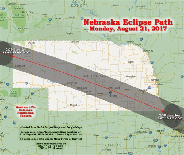 Bellevue Public Library Host Informational Program in Advance of the Solar Eclipse