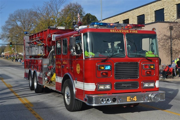 Bellevue Fire Department Reports Upgrade in Fire Protection Ranking