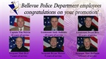 Bellevue Police Department to Hold Promotional Ceremony