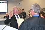 Rusty Hike is Sworn In as Mayor of Bellevue