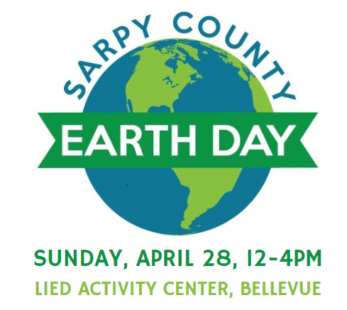 Sarpy County Celebrates Earth Day on Sunday, April 28th