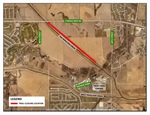 Papio-Missouri River NRD Announces that Large Portions of the Keystone Trail in Bellevue to be Closed for Repairs