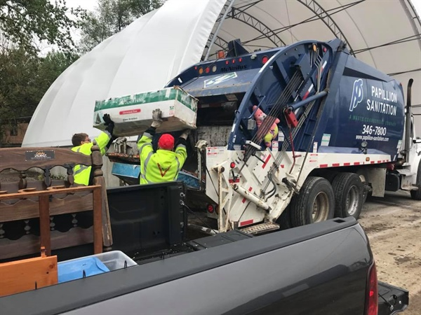 City of Bellevue Fall Cleanup Day Set for Saturday, October 10th